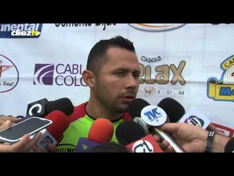Presentación de Alfredo Mejía nuevo fichaje del Marathón