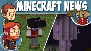 Minecraft News 1.9 - Snapshot Release Date, Dragon Heads, Random Mob Textures + MORE ! ! !