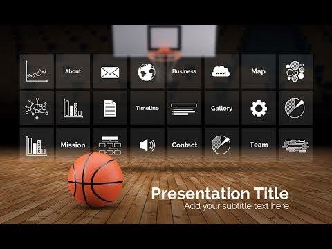 basketball presentation template for prezi youtube