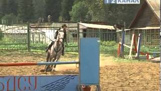 Этот зрелищный конный спорт!