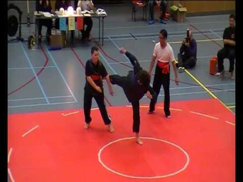 Seni Beladiri Keramat deelname wedstrijden 2012