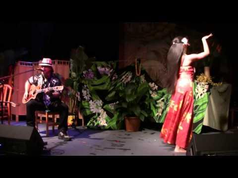 """Kawena"", Performed By Chino Montero, Hula By Christina Wong"