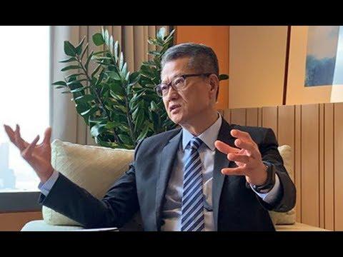 Mainland Policies Benefit Hong Kong: HK Finance Secretary