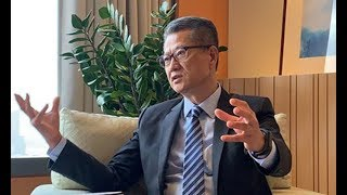 Mainland policies benefit Hong Kong: HK Finance Secretary