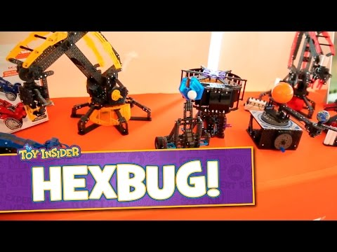 Hexbug Vex Robotics at Sweet Suite 2015