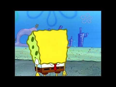 Spongebob crying