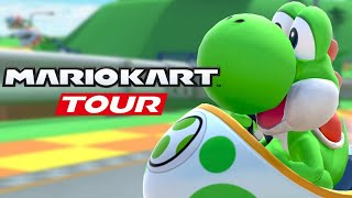 Mario Kart Tour - Part 42: ALL YOSHI TOUR CUPS! | Yoshi Tour (Android & IOS)