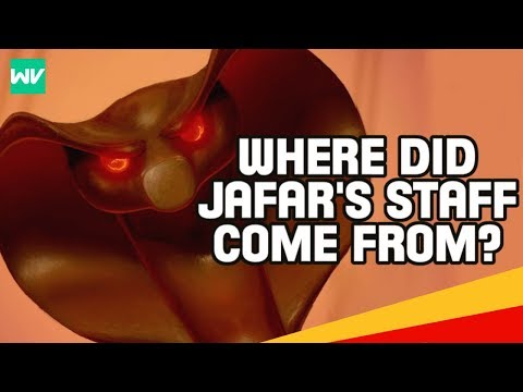 Disney Theory: The Secret Origins of Jafar's Staff!