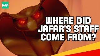 Disney Theory: The Secret Origins of Jafar's Staff!