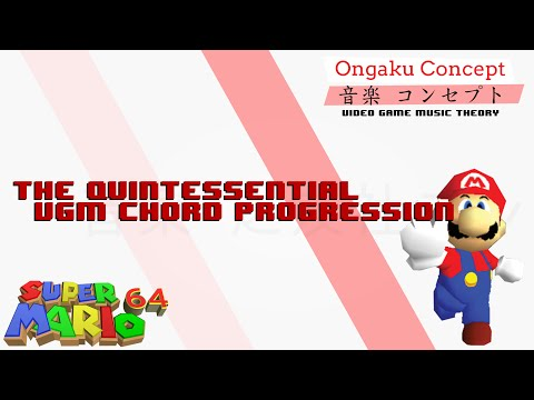 The Quintessential VGM Chord Progression   Ongaku Concept: Video Game Music Theory