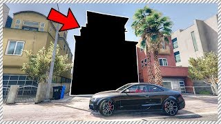 GTA 5 REAL LIFE MOD #45 - BUYING MY FIRST & NEW HOUSE!!!!