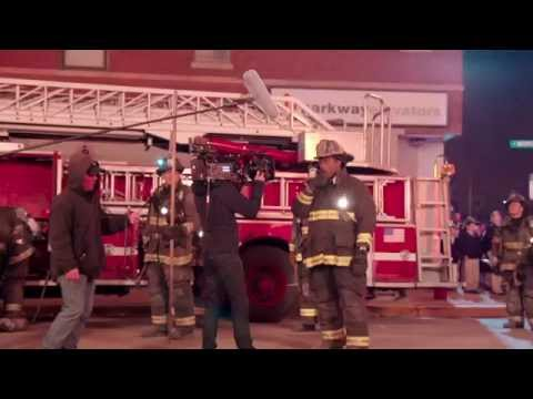 """Chicago Fire: Season 2 Finale: """"Real Never Waits"""" Behind the Scenes (Broll)"""