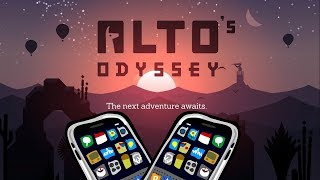 САМАЯ КРАСИВАЯ РЕЛАКС ИГРА НА ТЕЛЕФОН - Alto's Odyssey