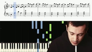 Twenty øne Piløts Hometown Sleepers Piano Version Tutorial Sheets