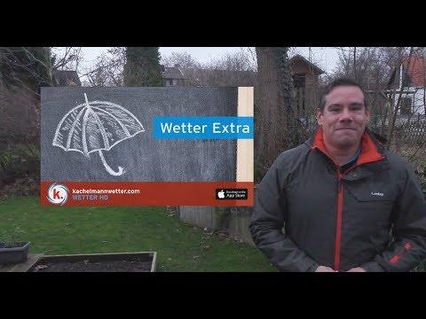 Wetter-Extra: Nach Schnee- und Graupelschauern trocken-kaltes Wetter