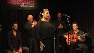 CASA PATAS, FLAMENCO EN VIVO 188 - REMEDIOS AMAYA
