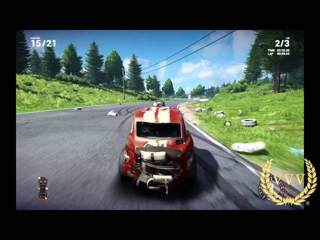 Next Car Game Early Access Alpha Tarmac Race gameplay