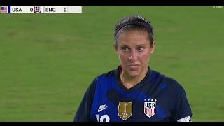 USA vs England 2 0 Highlights All Goals WOMEN SheBelieves Cup 6 3 2020