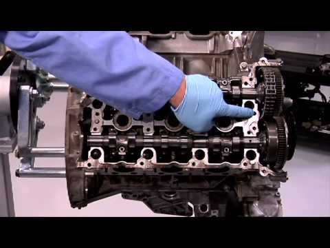 M272 & M273 Engine -Balance Shaft Installation and Timing