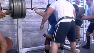 Repeat youtube video Bob Benedix 755 Squat