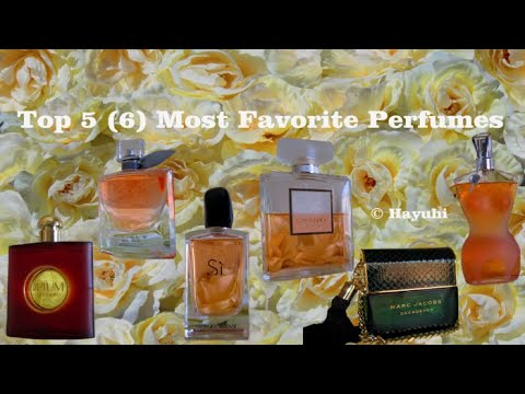 4715cdd577c8af Top 5 (6) Most Favorite Perfumes - YouTube