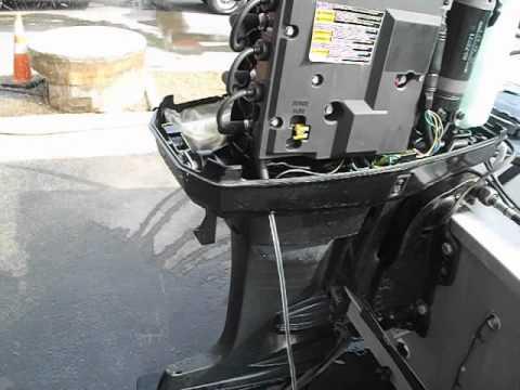 Force 40 Hp Mercury Tachometer Wiring Diagram Mercury 40 Hp Motor Running After Stator Replacement 5 22