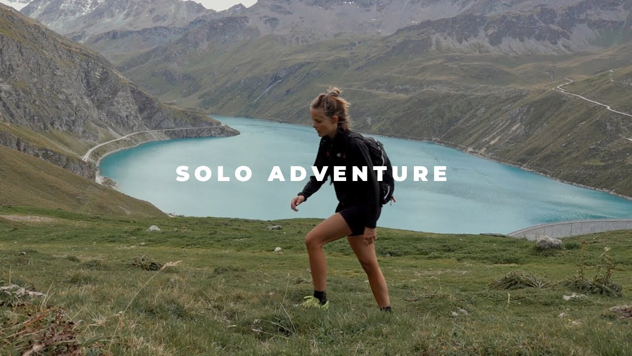 Vlog | I went to the Swiss Mountains Alone