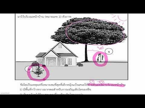 ข้อสอบNT ป.3 ปี2559 : เหตุผล ข้อ01