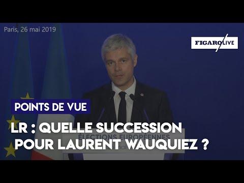 LR : Quelle Succession Pour Laurent Wauquiez ?