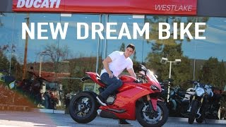 2016 Ducati 1299 Panigale Test Ride - Sickest Bike Ever?