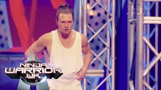 Tim Shieff is Back | Ninja Warrior UK