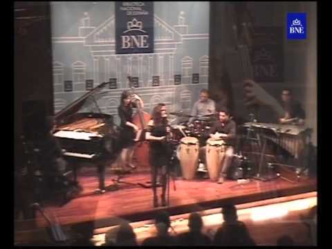 Concierto de jazz en la BNE: Berklee College of Music en Valencia