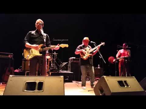 Mark Selby & The Sluggers - Kansas Music Hall Of Fame - Blue On Black