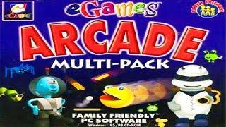 e Games Arcade Multipack?