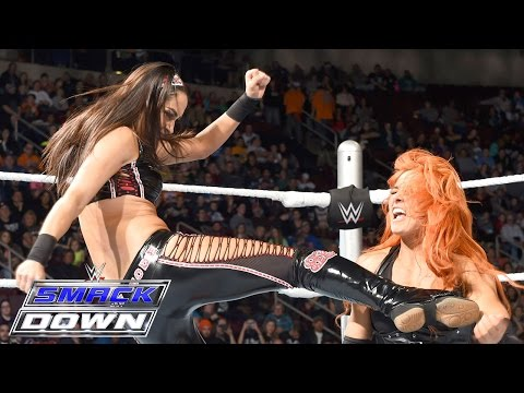 Brie Bella vs. Becky Lynch: SmackDown, December 3, 2015