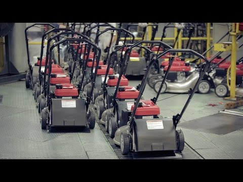 Honda Lawn Mowers And Snow Blowers Production