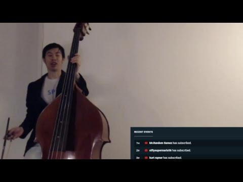 Video Game Pianist Super Mario Monday Stream