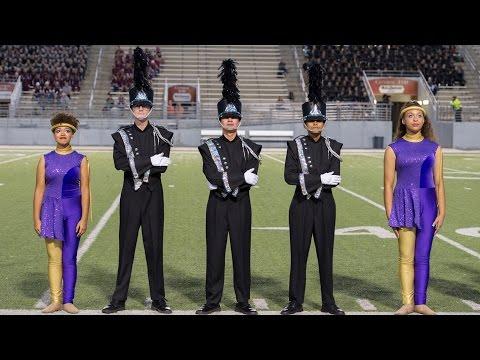 William B Travis High School  Marching Band 2015