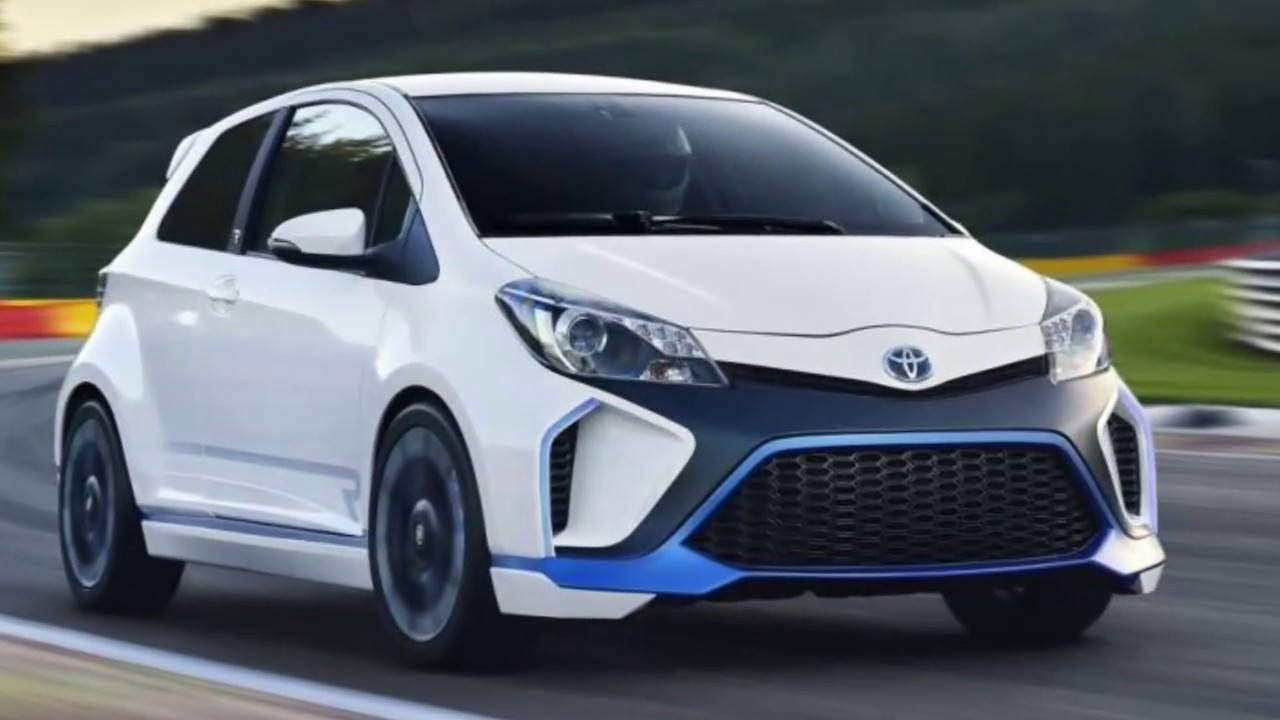 2017 toyota yaris hybrid redesign youtube. Black Bedroom Furniture Sets. Home Design Ideas