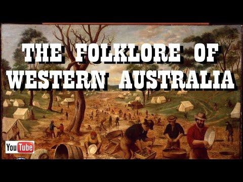 The Folklore of Western Australia