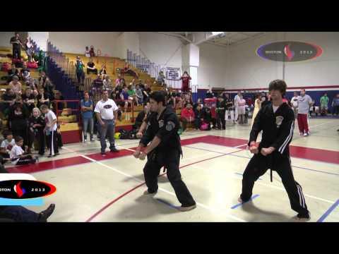 2013 Boston International Karate Championship in Revere,MA