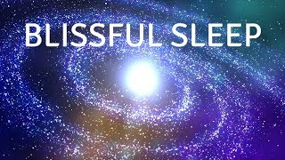 BLISSFUL SLEEP (with MUSIC) Guided sleep meditation for deep sleep and relaxation