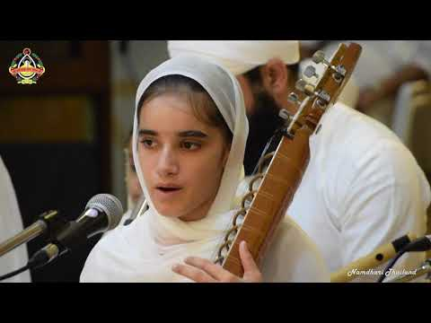 22-06-2017   Dharat Suhavadi Akas Suhanda   Gurbani   Classical   Girls   Kirtan
