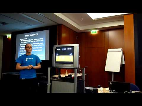 Programming the Atari 2600 Video Computer System (Live)