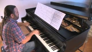 J.S. BACH: St. Matthew Passion, Closing Chorus (arranger unknown)
