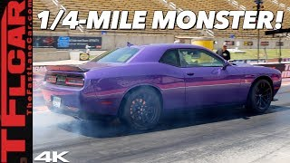 Here's How The 2019 Dodge Challenger R/T Scat Pack 1320 Is Built For The Drag Strip!