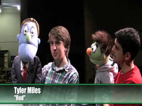 UW-Green Bay Theatre, Dance, Music present 'Avenue Q'