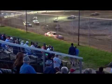 Peoria speedway 9 3 16 Heat Race