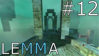 [заигрывания с кубом и негодование] слепое прохождение Lemma с комментариями #12 blind walkthrough