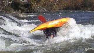 How To Loop A Kayak
